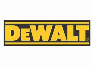 Dewalt Logo Vector (Manufacturing company)~ Format Cdr, Ai