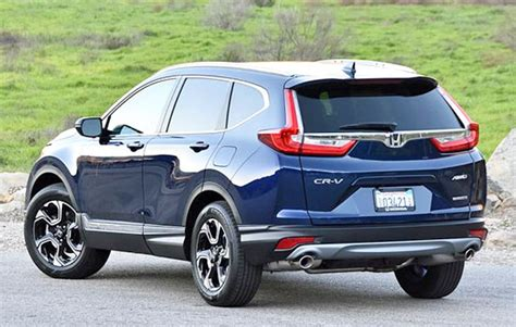 2019 Honda Crv Redesign And Review  Best Toyota Review Blog