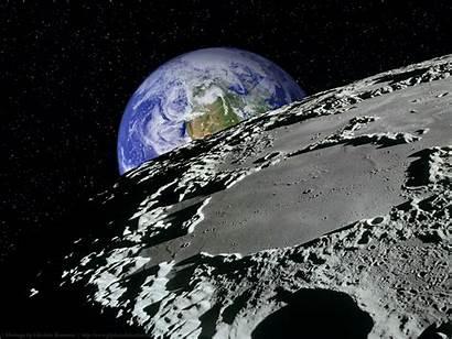 Nasa Apollo Crater Serenity Thomson Sea Eva