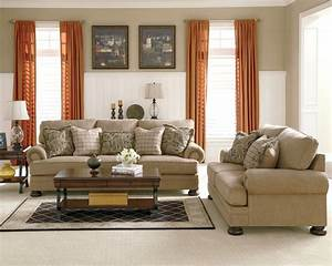 Keereel, Sand, Living, Room, Set, From, Ashley, 38200