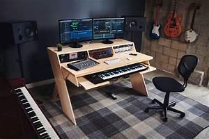 Bureau Pour Home Studio Output Platform Processeurs En