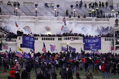 Journalists recount harrowing attacks amid Capitol riot