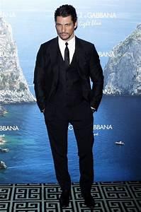 David Gandy Looks - StyleBistro