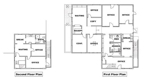 Small Law Office Floor Plan  Google Search Business