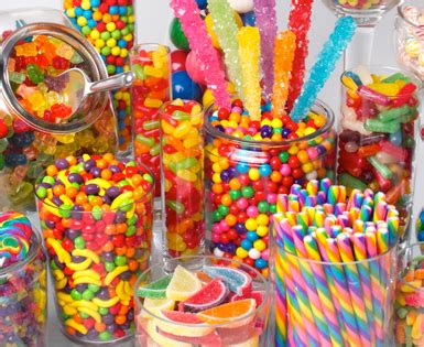 candy buffets weddings parties holidays