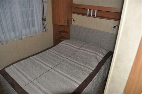 caravane chambre caravane bürstner villa marine cing le val de l 39 aisne