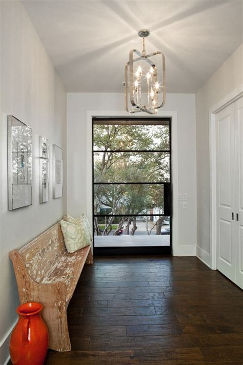 foyer lighting ideas entry traditional  transom window manufactured wood wall mirrors