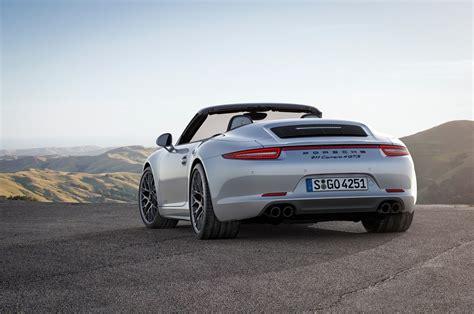 porsche carrera 2015 porsche 911 carrera gts first drive motor trend