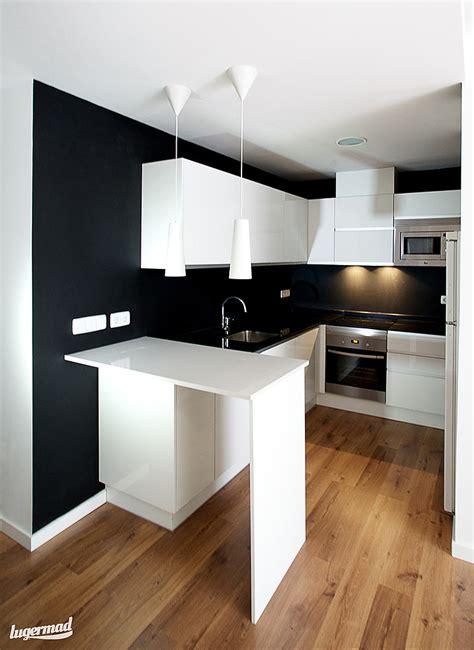 apartamento  una joya de cocina en su interior