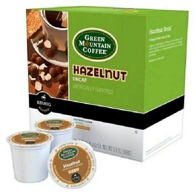 This normally leaves around one to two percent of caffeine remaining. Green Mountain Coffee Hazelnut Decaf Keurig K-Cups 99555085396 | eBay