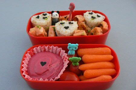 Pin Anime Panda Happy Lunchbox On 108 Best Bento Images On Food Food