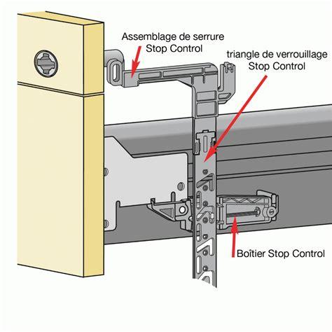 serrure bureau serrure à cylindre à levier prestige 2000 pour caisson de