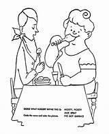 Nursery Rhymes Coloring Goose Mother Jack Pages Sprat Quiz Clip Bluebonkers sketch template