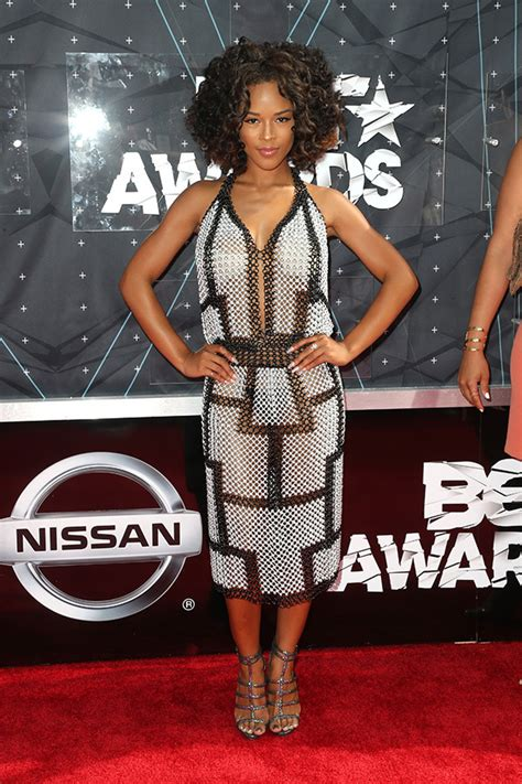 rida dress 2015 bet awards redcarpet fashionsizzle