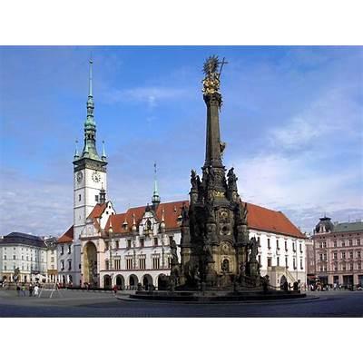 List of castles in Olomouc region