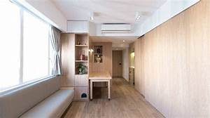 Small Hong Kong Apartment Uses Low Tech Ideas To Maximize