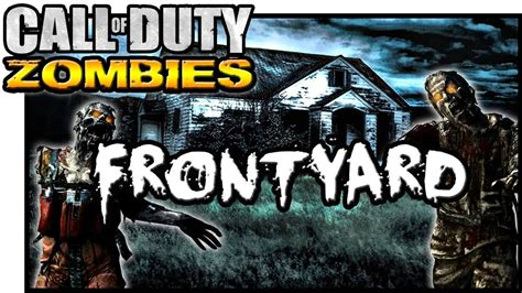 duty call zombies zombie games front yard