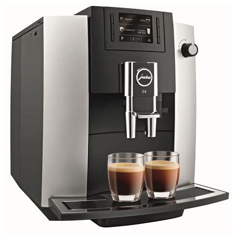 See all combination coffee makers. Jura E6 Platinum   Fully Automatic Espresso Maker   1st in Coffee