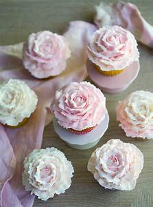 Rose Cupcakes - Preppy Kitchen