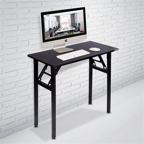 small computer desk folding table   length