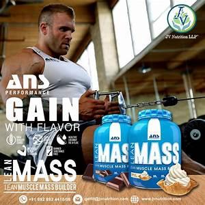Lean Muscle Mass Builder In 2020