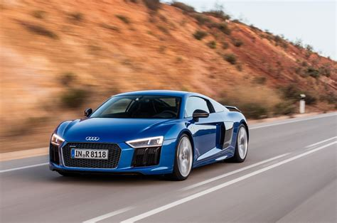 Audi R8 by 2017 Audi R8 Starts At 164 150 Motor Trend