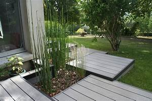 Terrasse Bois Composite : escalier terrasse bois composite diverses ~ Premium-room.com Idées de Décoration