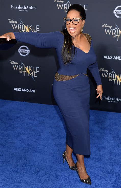oprah winfrey  wrinkle  time premiere  los angeles