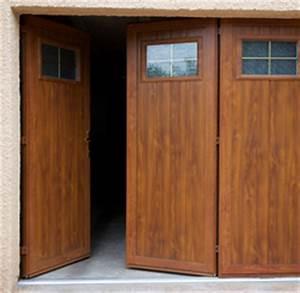 Porte De Garage 4 Vantaux : porte de garage 3 vantaux sur mesure voiture et ~ Dallasstarsshop.com Idées de Décoration