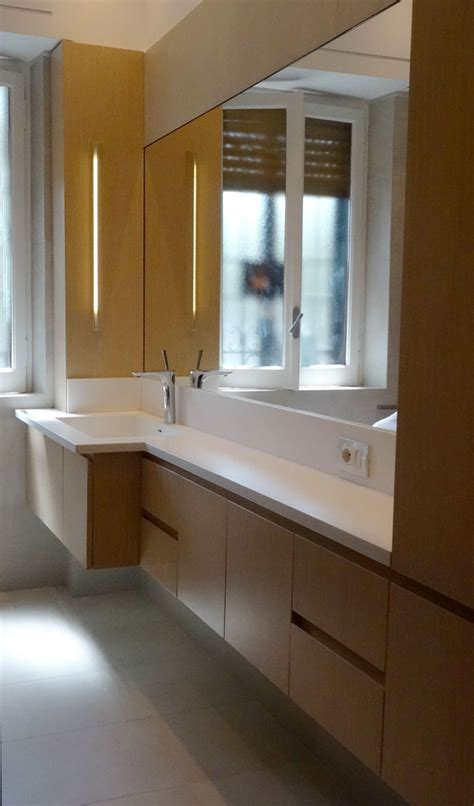 corian napoli arco arredo design in dupont corian 174 mobile bagno