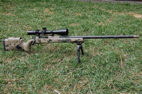 Custom Carbon rifle - Lane Precision Rifles