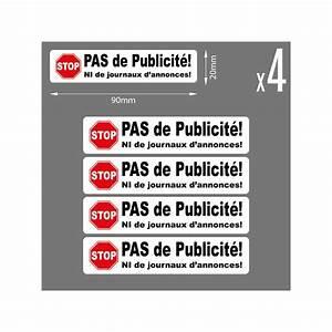 Pas De Pub Merci : stop pub imprimer ~ Dailycaller-alerts.com Idées de Décoration