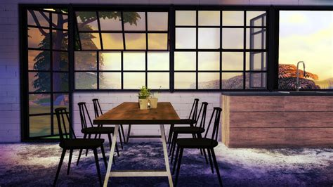 Sims 4 Cc's  The Best Windows By Tingelingelater