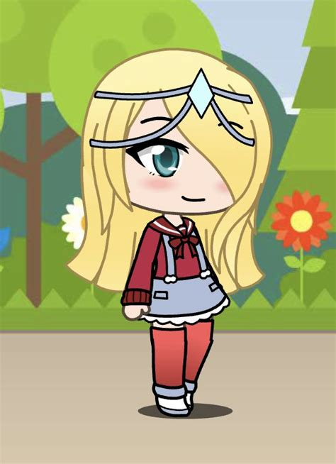 pin de juliana assis bueno em gacha life em  kawaii anime