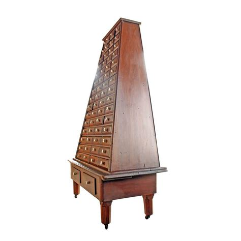 triangle cabinet triangular hardware store multi drawer cabinet for sale at