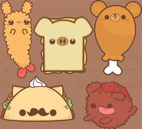 25 best ideas about food drawings on