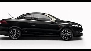 Megane Cabriolet 2016 : 2016 renault megane coupe cabriolet diamond black youtube ~ Medecine-chirurgie-esthetiques.com Avis de Voitures