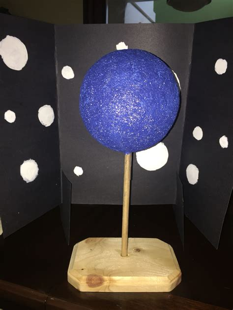 planet neptune planet project kids science fair