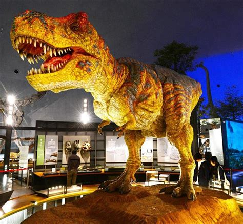 福井 県立 恐竜 博物館