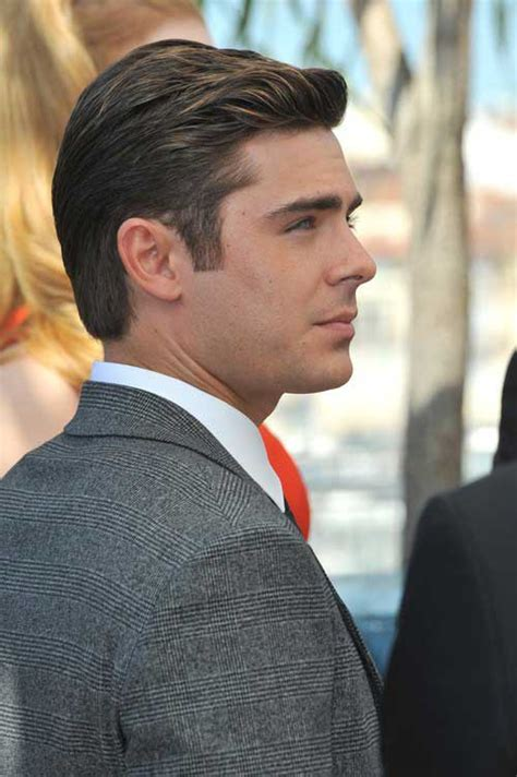 zac efron hairstyle pics   mens hairstyles