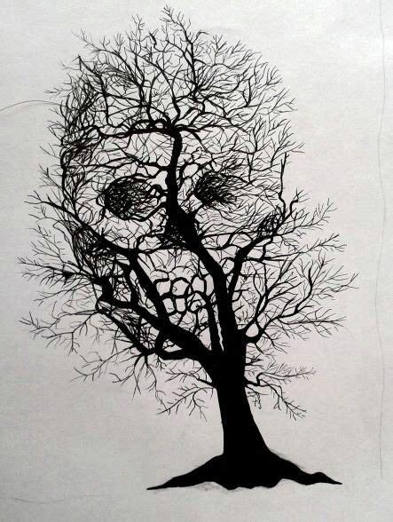 Skull Tree Vytenis Deviantart Tattoo