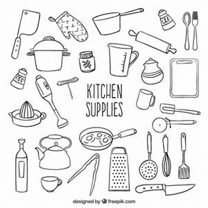 Kitchen Utensils Vectors, Photos and PSD files | Free Download