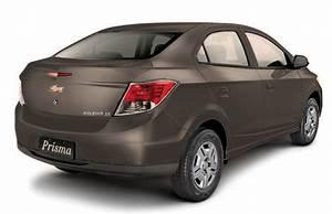 Chevrolet Prisma Encarece R  2 900 Na Linha 2015