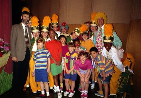Cast Of Deck The Halls 2005 by Image Backstage With Cast At Barney Live In Nyc Jpeg