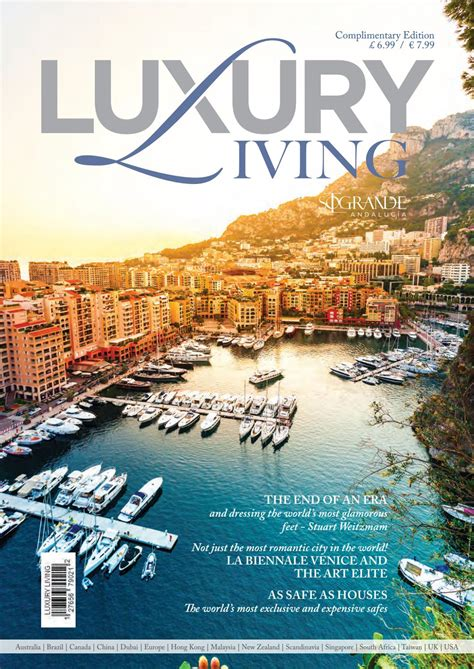Luxus Wohnen Magazin by Luxury Living Magazine By Clearvision Marketing Issuu