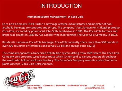 coca cola human resources phone number cocacola show