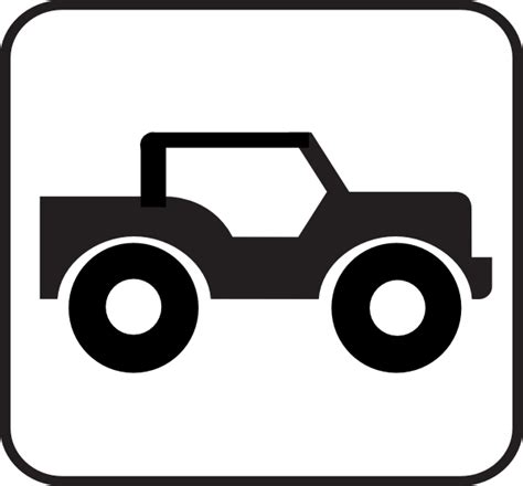 jeep off road silhouette jeep logo clipart clipart suggest