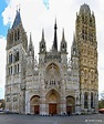 Cathedrale Notre-Dame de Rouen, Rouen, France   James ...