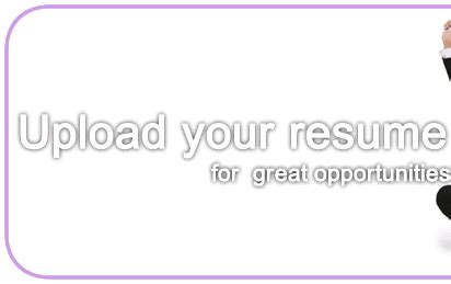 Upload Resume by Submit Your Resume For Free At No Cost Upload Your