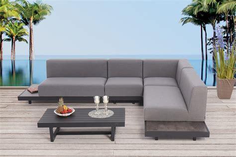 Garten Lounge Wetterfest by Moderne Outdoor M 246 Bel Mit Wetterfesten Lounge Polster